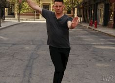 Watch Channing Tatum Show Off Some HIGHlarious Dance Moves That Didn't Make It Into Magic Mike XXL!