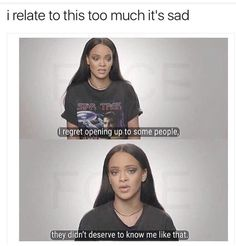 Find images and videos about quotes, true and rihanna on We Heart It - the app to get lost in what you love. Tweet Quotes, Mood Quotes, Life Quotes, Qoutes, 2017 Quotes, Breakup Quotes, Talking Quotes, Real Talk Quotes, Pics With Quotes