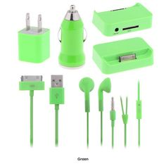 "Five-Piece Apple Power Pack for iPhone or iPod ($69.99 Retail Price) ""Our Price is $14.00"" Only at nomorerack.com #deals"