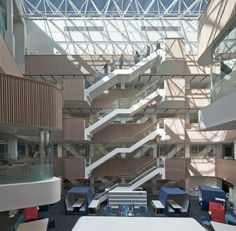 Gallery - Technology and Innovation Centre / BDP - 2