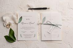 Pendik Davetiye Minimalist Invitation, Minimalist Wedding Invitations, Acrylic Wedding Invitations, Luxury Wedding Invitations, Elegant Wedding Invitations, Wedding Stationary, Invitation Floral, Invitation Paper, Invitation Suite