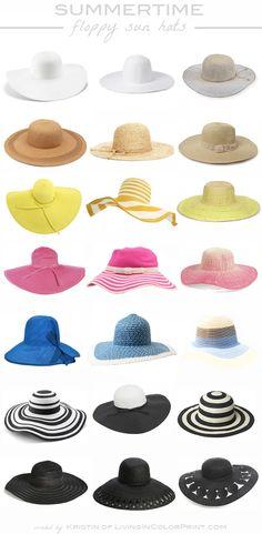 0fa3480ceac 16 Best Floppy Sun Hats images