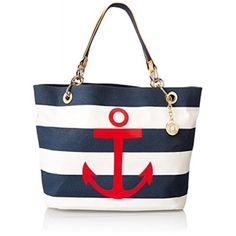 Tommy Hilfiger TH Signature Anchor Stripe Shoulder Bag 401411133c7b2