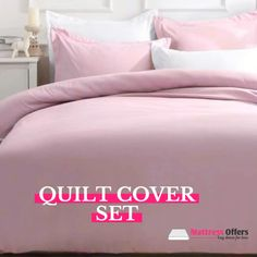 🛍LAY DOWN FOR LESS 🛍 👉 Shop exciting offers on our collection of premium sheet set and quilt cover sets. 👉 Buy Now Pay Later in Slice with - 𝐀𝐟𝐭𝐞𝐫𝐩𝐚𝐲 | 𝐙𝐢𝐩𝐏𝐚𝐲 | 𝐇𝐮𝐦𝐦 | 𝐋𝐚𝐲𝐛𝐮𝐲 | 𝐋𝐚𝐭𝐢𝐭𝐮𝐝𝐞𝐩𝐲 | 𝐏𝐚𝐲𝐢𝐭𝐥𝐚𝐭𝐞𝐫 #quiltcover #sheetset #afterpaystore Quilt Cover Sets, Sheet Sets, Mattress, Comforters, Quilts, Blanket, Bed, Stuff To Buy, Shopping