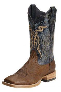 Ariat Shallow Water Cowboy Boots - Urban Western Wear Botas Vaqueras c3b2c9a8541c