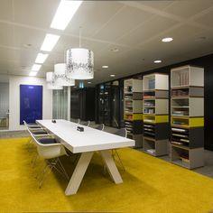 Rabobank Interior by Annekoos Littel Interiorarchitects bni  #interior #interieur #annekoos #annekooslittel #design #architecture #rabobank #woerden #bni