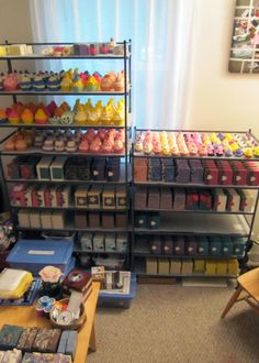 Soap…soap…oh and more soap!