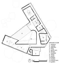 click 4 pics & plan.  unable 2 pin.printed.Concrete House P in Mexico by Cherem