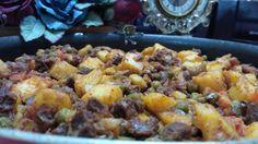 Turkish Kebab Recipe with Meat Peas and Potatoes Turkish Kebab, Kebab Recipes, Kebabs, Potatoes, Meat, Chicken, Food, Potato, Kabob