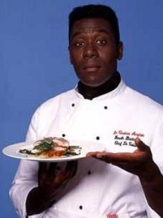 Chef. With Lenny Henry in situ fun and laughter seemingly never on the menu.