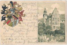 1900, Burschenschaft Frankonia Heidelberg Vintage World Maps, Painting, Heidelberg, Cards, Painting Art, Paintings, Painted Canvas, Drawings