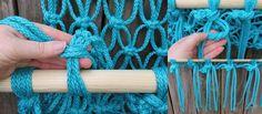 Cómo hacer tu propia silla de macramé | Notas | La Bioguía