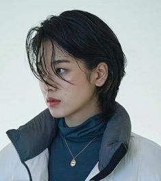 Short Hair Tomboy, Asian Short Hair, Short Hair Cuts, Cut My Hair, New Hair, Hairstyles Haircuts, Pretty Hairstyles, Hair Inspo, Hair Inspiration