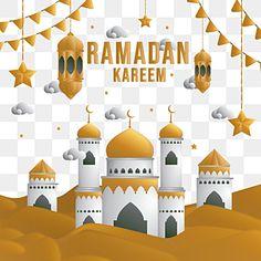 Golden Background, Frame Background, Background Patterns, Eid Al Adha Wishes, Islamic Events, Moon Illustration, Gold Pattern, Free Vector Graphics, Eid Mubarak