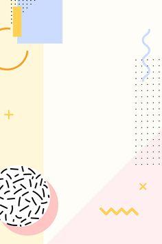 Powerpoint Design Templates, Powerpoint Background Design, Background Designs, Instagram Background, Instagram Frame, Abstract Backgrounds, Wallpaper Backgrounds, Acid Wallpaper, Memphis Pattern