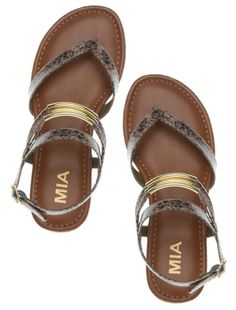 Cute Sandals! #fashion #shoes #sandals #summer