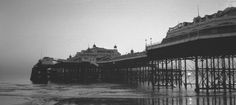 The West Pier - A Blaze of Glory - The Brighton Trilogy Part 2