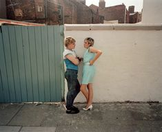 Martin Parr. GB. England. New Brighton. 1984.
