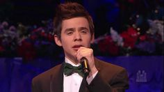 Silent Night - David Archuleta and Mormon Tabernacle Choir - Best version ever!    More LDS Gems at:  www.MormonLink.com