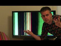 vertical lines problem and temporary solution Sony Led Tv, Led Board, Tv Panel, Electronics Basics, Tv Services, Plasma Tv, Problem And Solution, Youtube, Flat Screen