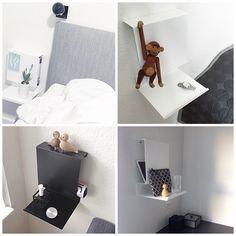 Ledge:able shelf | Anne Linde design