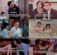 Monica e Chandler ❤ Friends Scenes, Friends Episodes, Friends Moments, Friends Forever, Funny Baby Memes, Funny Babies, Funny Quotes, Serie Friends, Friends Tv Show