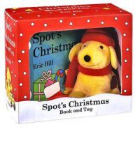 Spot's Christmas Book and Toy By (author) Eric Hill