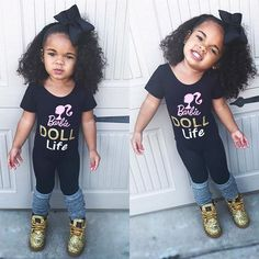 Kynlee • Doll Life Cute Twins, Cute Babies, Baby Kids, Baby Girl Fashion, Toddler Fashion, Kids Fashion, Beautiful Children, Beautiful Babies, Toddler Girl Outfits