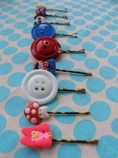 http://jamiebrock.hubpages.com/hub/Super-Cute-Button-Crafts-Tutorial-Round-Up