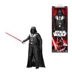 FIGURA HASBRO STAR WARS DARTH VADER 30 CM … Precio de Ocasión, Figura de licencia Star Wars de 30 cm Fabricante: HASBRO