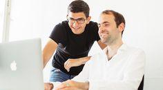 Jonas Piela, Mitgründer und Geschäftsführer von #Avuba, im Interview zum Thema #Scheitern