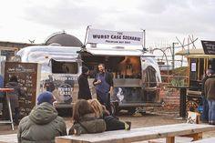 The Wurst Case Szenario - homemade Hot Dogs made by Die Fette Kuh auf dem Street Food Festival Köln