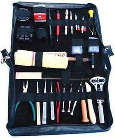 Tools and Repair Kits 117039: Paylak Watch Repair Tool Set Watch Repair Kit Quality Universal Equipment New BUY IT NOW ONLY: $71.53