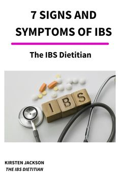 Signs and symptoms of IBS are considered too vague to make a diagnosis. This will frustrate you as it means that you need to wait for testing to be done. Ibs Symptoms, Signs And Symptoms, Dietitian, Personalized Items