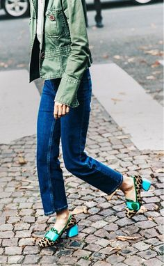 These Low Heels Will Make You Rethink Your Stilettos - Street Style