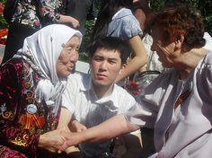 Легендарная киргизка Алтыбасарова выходила 160 детдомовцев из блокадного Ленинграда