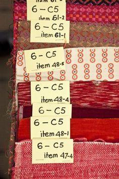 Fabrics from Alexander Girard, IMA Archives