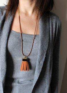 Stunning Handmade Necklaces from Lemka