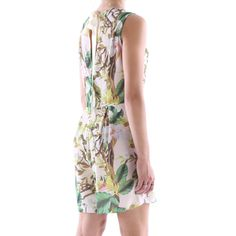 Abito a pantalone fantasia a fiori - € 39,95   Nico.it - #fashionista #nicoit #nicoabbigliamentocalzature #fashion #nuoviarrivi #newarrivals #newcollection #nuovacollezione #bestoftheday #outfit #outfitoftheday #spring #springsummer #summer #ss15 #2015
