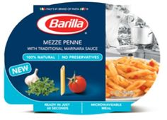 Coupon Diva Queen: $1.00/1 Barilla Microwave Meal Coupon