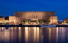 Royal Palace, Stockholm, Sweden