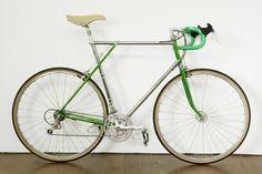 Brian Baylis road bike