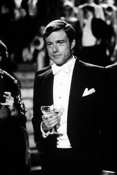 Robert Redford. The Great Gatsby, 1974. http://www.pinterest.com/SandraMysliwiec/men-back-then/
