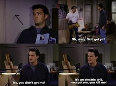 Because of the popularity of Friends show,I have included the best friends TV show quotes in my post. These Friends TV series quotes are funny and amusing. Tv: Friends, Serie Friends, Friends Moments, I Love My Friends, Friends Forever, Chandler Friends, Friends Episodes, Friends Cast, Friends Season