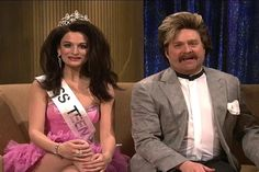 The talk show that goes inside the pageant world.