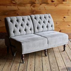 Convertible Conversation Sofa