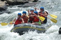River Rafting in Rishikesh - Amazing holidays to plan with your friends