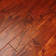 Acacia Sundown x Hand Scraped hardwood flooring at WeShipFloors is a wonderful flooring option for your home or business. Wide Plank Flooring, Cork Flooring, Engineered Hardwood Flooring, Wooden Flooring, Types Of Flooring, Flooring Options, Flooring Ideas, Hand Scraped Hardwood, Maple Floors