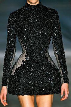 alexander mosaic ss 2009 #mosiac #avantgarde #fashion