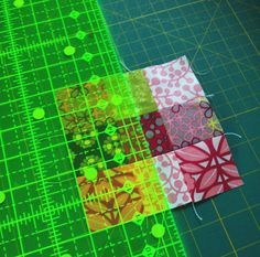 Mug Rug tutorial this one looks like it's a good one to start with!
